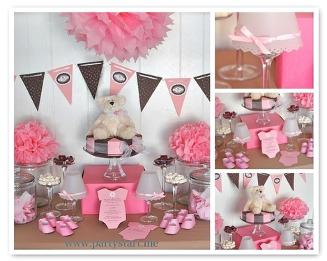 pink baby shower ideas apostscriptbride